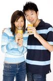 Healthy Couple stock photo