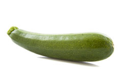 Healthy courgette Royalty Free Stock Image