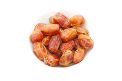 Healthy dates Stock Image
