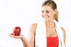 Healthy Decision Stock Image