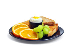 Healthy delicious breakfast Stock Images
