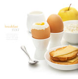 Healthy delicious breakfast Stock Image