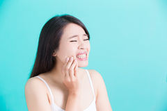 Healthy dental concept Stock Image
