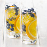 Healthy detox water Stock Photos
