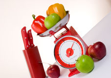 Healthy diet Stock Image