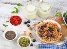 Healthy diet Breakfast Stock Image