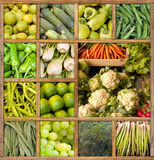 Healthy diet collection Royalty Free Stock Photos