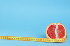 Healthy diet concept Stock Images