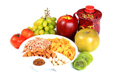 Healthy diet food Royalty Free Stock Photo