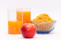 A healthy diet royalty free stock photos