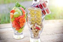 Healthy diet - healthy lifestyle Royalty Free Stock Image