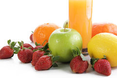 Healthy diet menu Stock Photo