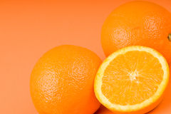 Healthy diet oranges Royalty Free Stock Photo