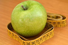 Healthy diet to keep fit Royalty Free Stock Photography