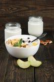 Healthy dietary breakfast Royalty Free Stock Photography