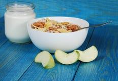 Healthy dietary breakfast Stock Photos