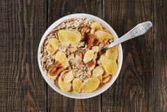 Healthy dietary breakfast Royalty Free Stock Photo