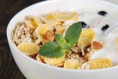 Healthy dietary breakfast Royalty Free Stock Photos