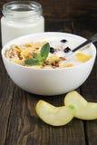 Healthy dietary breakfast Stock Image