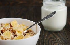 Healthy dietary breakfast Stock Images