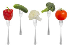 Healthy dietary vegetables Royalty Free Stock Photos