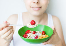 Healthy dieting Stock Photography