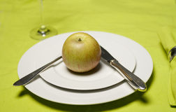 Healthy dinner Royalty Free Stock Photography