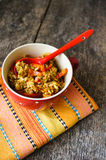 Healthy dinner Royalty Free Stock Images