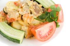Healthy dish Stock Photography