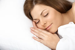 Healthy dream Royalty Free Stock Image