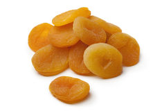 Healthy dried apricot fruit Stock Photo
