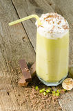 Healthy Creamy Drink Royalty Free Stock Photography