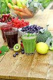 Healthy drinks Royalty Free Stock Image