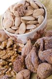 Healthy dry fruits Royalty Free Stock Images