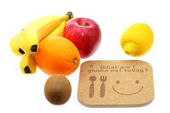 Healthy Eating. Fresh fruit for healthy life style Stock Photo
