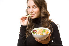 Healthy eating. Royalty Free Stock Photos