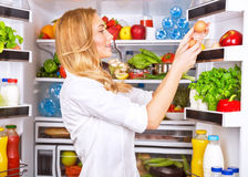 Healthy eating royalty free stock photos