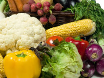 Healthy eating. Vegetables selection. Healthy Food series Royalty Free Stock Photography