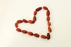 Healthy Almonds stock photos