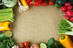 Healthy eating background. Stock Images