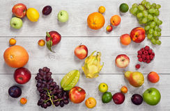Healthy eating background stock images