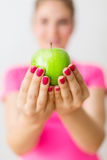 Healthy eating concept Royalty Free Stock Image
