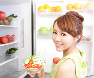 Healthy Eating Concept Royalty Free Stock Images