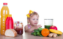 Healthy eating concept. Stock Image