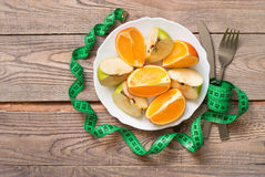 Healthy eating and Diet concept Stock Image