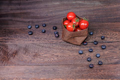 Healthy eating and dieting concept,fresh  tomato ,fruit,vegetabl Stock Photo