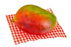 Healthy eating: Fresh juicy fruit, ripe Mango. Stock Image