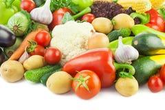 Healthy Eating / Fresh Vegetables Stock Photos