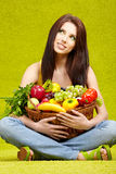 Healthy eating, healthy life Royalty Free Stock Image