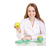 Healthy eating or lifestyle concept. Stock Images
